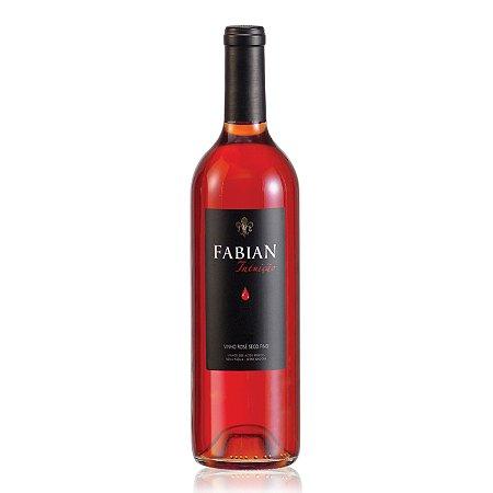 Fabian Vinho Rosé Intuição 2021