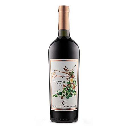Cárdenas Vinho Tinto Emersão Blend 2019