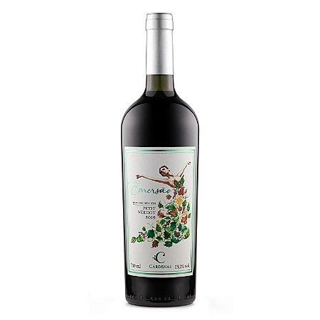 Cárdenas Vinho Tinto Emersão Petit Verdot 2019