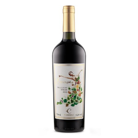 Cárdenas Vinho Tinto Emersão Syrah 2019