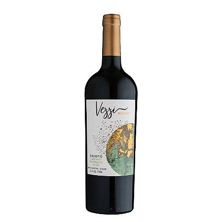 Maximo Boschi Vinho Tinto Vezzi Calisto Cabernet Sauvignon 2020