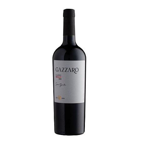 Gazzaro Vinho Tinto Merlot 2019