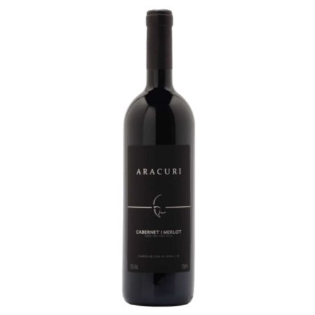 Aracuri Vinho Tinto Blend Cabernet Sauvignon Merlot 2017