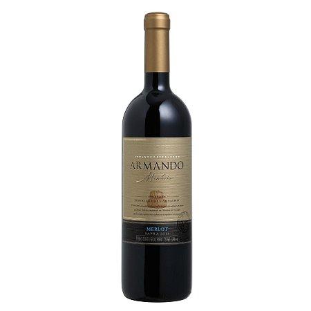 Peterlongo Vinho Tinto Armando Memoria Merlot 2015