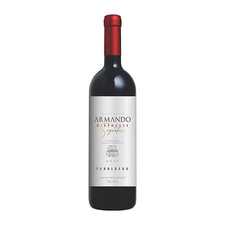 Peterlongo Vinho Tinto Armando Winemaker Teroldego 2017