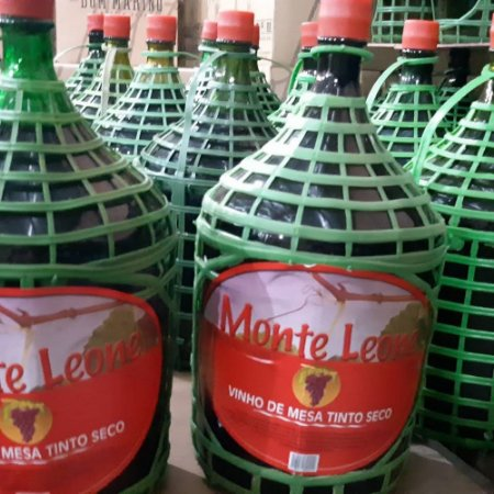 Monte Leone Garrafão Vinho Tinto Seco Isabel 4,6L