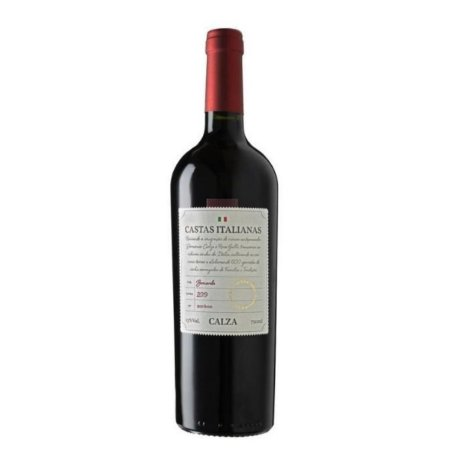 Calza Vinho Tinto Castas Italianas Bonarda
