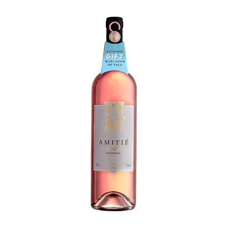 Amitié Vinho Rosé Merlot 2020