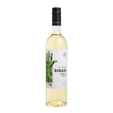 Don Guerino Sinais Vinho Branco Moscato Giallo 2020