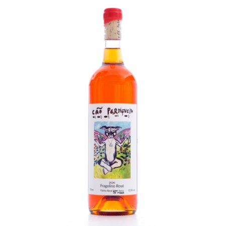 Cão Perdigueiro Vinho Rosé Fragolino 2020