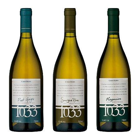 Kit de Vinhos Casa Olivo 1033