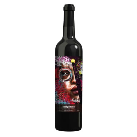 Indigenous Vinho Tinto Cidades Sampa Marselan Reserva 2019