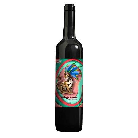 Indigenous Vinho Tinto Fauna Onça Pintada Tannat 2019