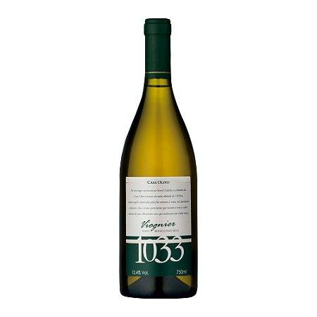 Casa Olivo Vinho Branco 1033 Viognier 2020