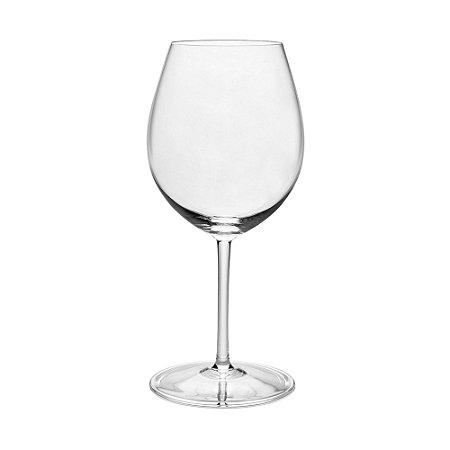 Taça de Cristal Personalizada Anja Vinhos - Amor