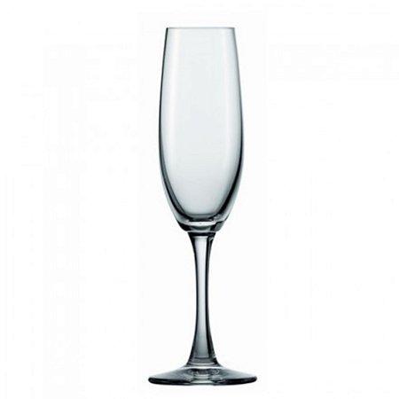 Taça de Cristal Personalizada Anja Vinhos - Alegria