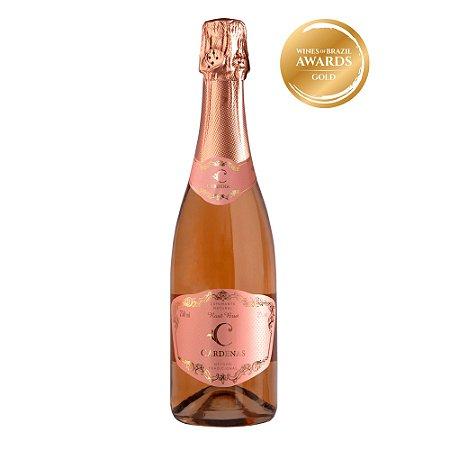 Cárdenas Espumante Rosé Brut