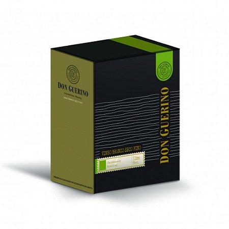 Don Guerino Bag-in-box Vinho Branco Chardonnay Riesling 3L