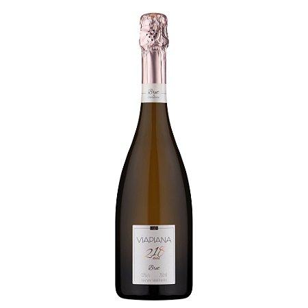 Viapiana Espumante 218 Dias Brut Rosé Champenoise