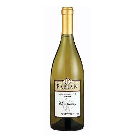 Fabian Vinho Branco Reserva Chardonnay 2019