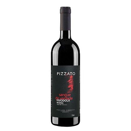 Pizzato Vinho Tinto Reserva Sangue de Verdade Egiodola 2018