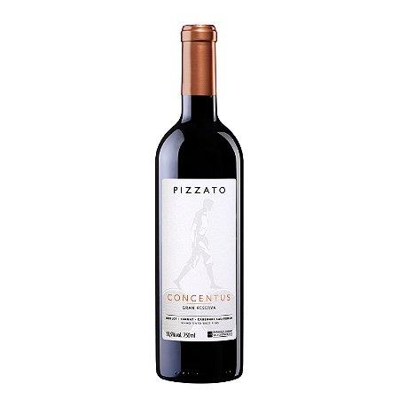 Pizzato Vinho Tinto Concentus Gran Reserva 2019