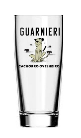 COPO WILLYBECHER CACHORRO OVELHEIRO