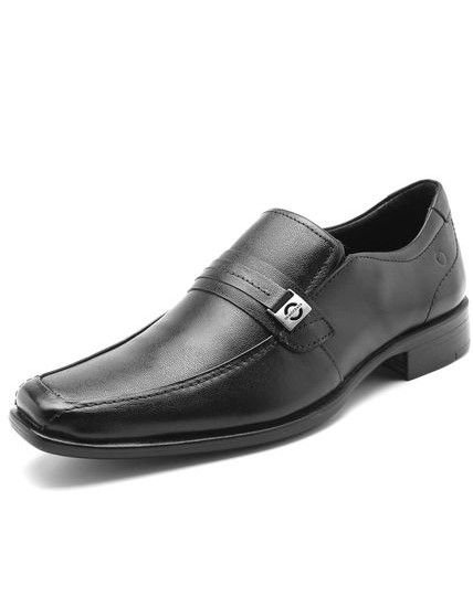 Sapato Social Couro Democrata
