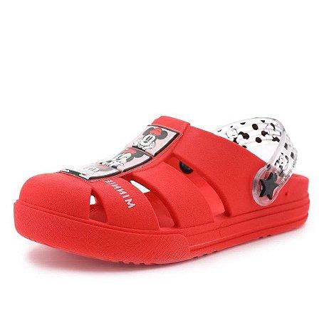 Sandália Disney Minnie