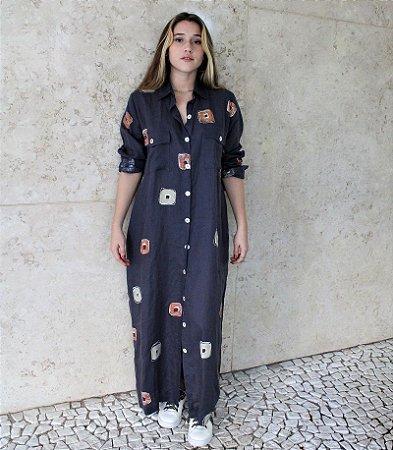 Vestido Amélia - Studio Lica Soares