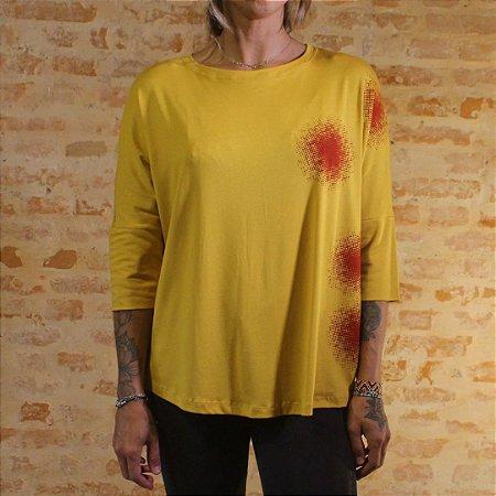 Blusa Ouro - Código BP Estampa
