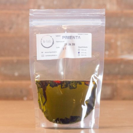 Refil de Azeite de Pimenta | Klab Azeites