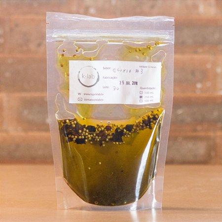 Refil de Azeite Elixir #3 (Anis, Coentro e Aipo) | Klab Azeites