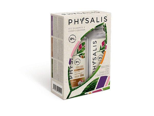 Kit Shampoo + Condicionador Puro Cuidado Physalis
