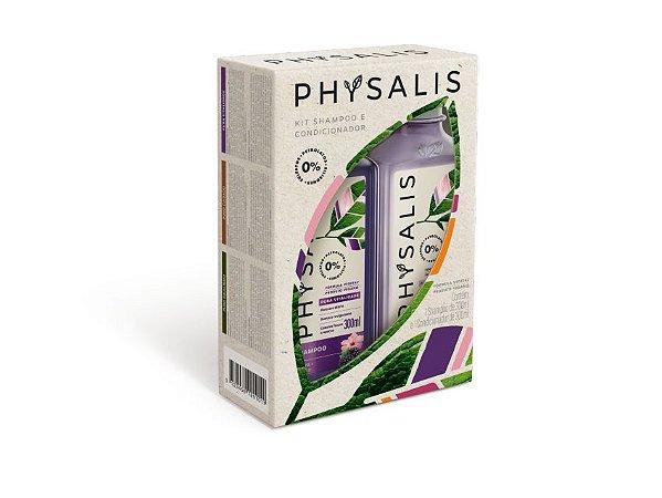Kit Shampoo + Condicionador Puro Vitalidade Physalis
