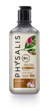 Shampoo Puro Cuidado Physalis