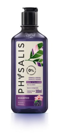 Shampoo Puro Vitalidade Physalis