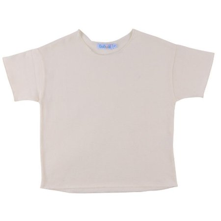 Camiseta Relax Off White - BaGuBi