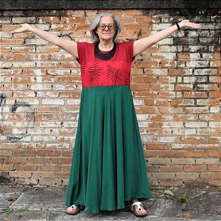 Vestido Toscana Zona de Conforto