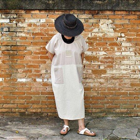 Vestido Marfin Zona de Conforto
