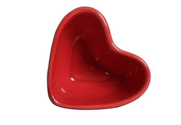 Mini Bowl Básico Coração Red