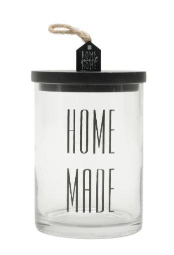 Pote de Vidro Home Made
