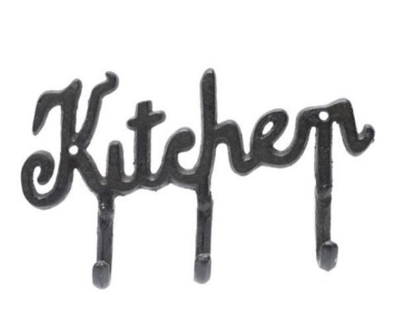 Cabideiro Kitchen - Metal