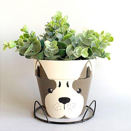 Vaso Cerâmica Dog