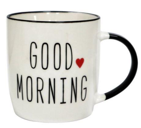 Caneca Good Morning - 400 ml