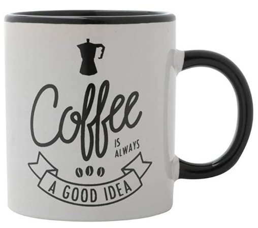 Caneca Coffee is Good Idea - 140 ml