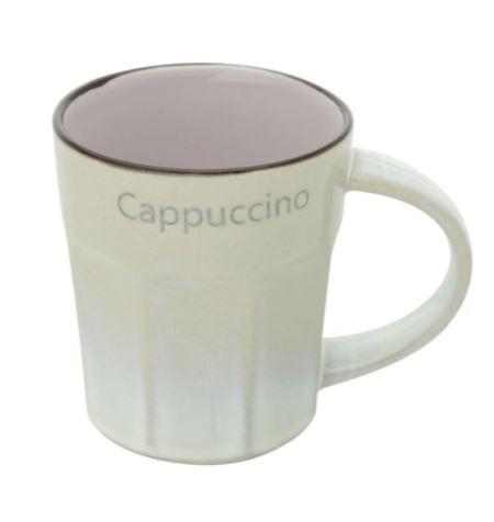 Caneca Cappuccino Lilás
