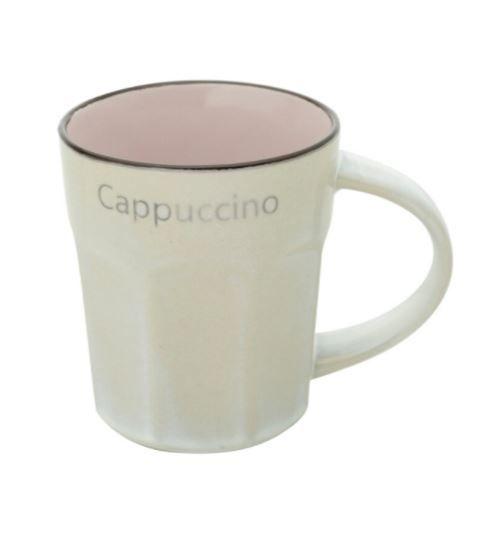 Caneca Cappuccino Pink