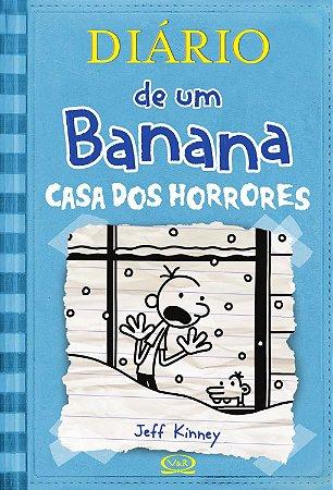 Diário de Um Banana - Vol. 6 - Casa Dos Horrores