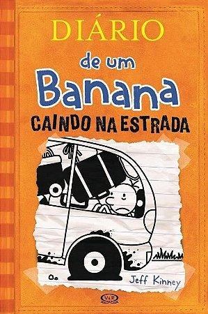 Diário de um banana 9: caindo na estrada
